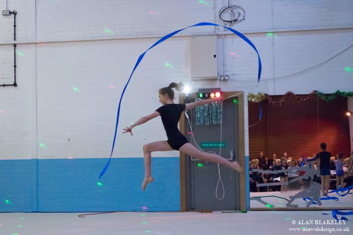 Irvine Bay Rythmic Gymnastics