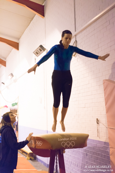 Irvine Bay Adult Gymnastics